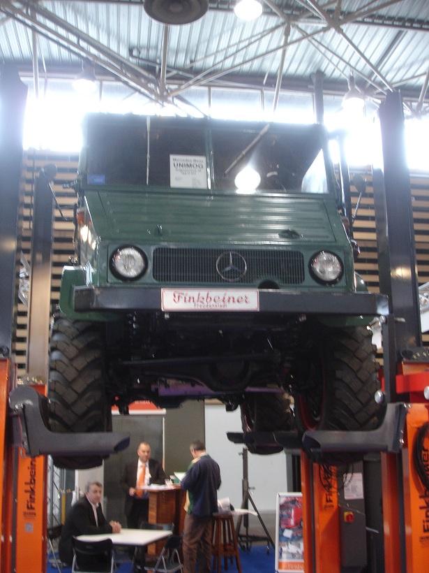 salon des équipementiers, carrossiers .. à Lyon du 02 au 06 mars 2010 Dsc03610