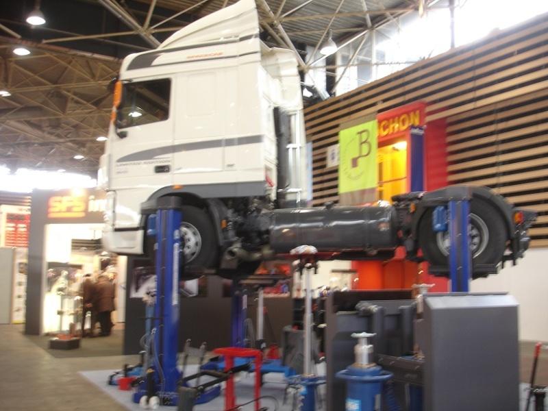 salon des équipementiers, carrossiers .. à Lyon du 02 au 06 mars 2010 Dsc03612
