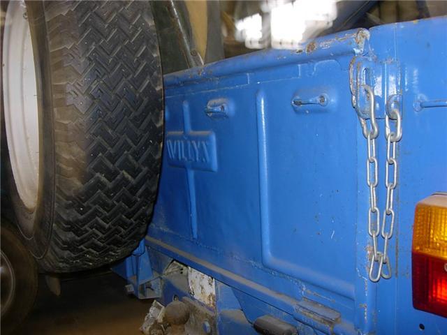 Alfajeep Jeep110