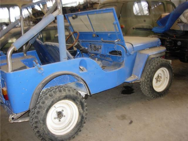 Alfajeep Jeep210