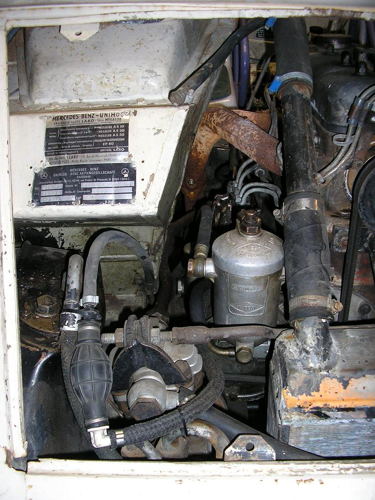 pompe hydrolique origine 411 Pompe111