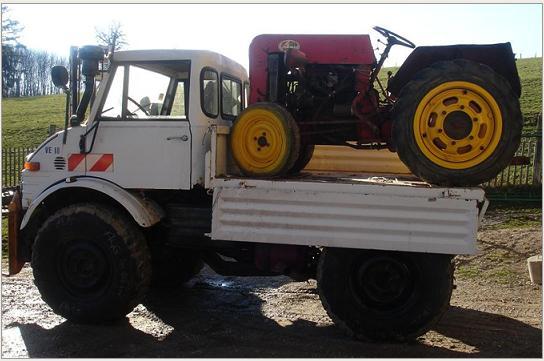 mon p'tit tracteur  SABATIER -Le Pratique à moteur Citroën ! Sab10