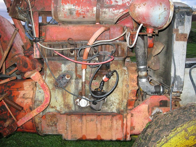 mon p'tit tracteur  SABATIER -Le Pratique à moteur Citroën ! Sabati10