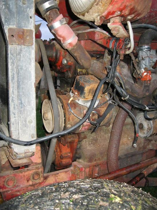 mon p'tit tracteur  SABATIER -Le Pratique à moteur Citroën ! Sabati12