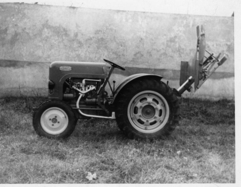 mon p'tit tracteur  SABATIER -Le Pratique à moteur Citroën ! Sabati19