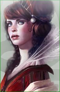 Galerie : avatars féminins Red_qu10