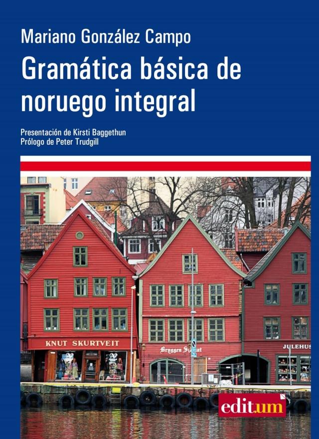 """""""Gramática de Noruego para Hispanohablantes"""". Cubnor12"""