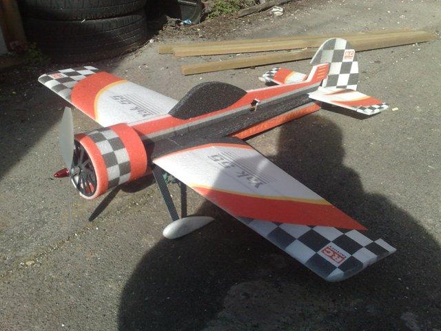 EPP Yak 55 Complete 28032010