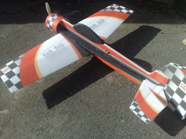EPP Yak 55 Complete 28032011