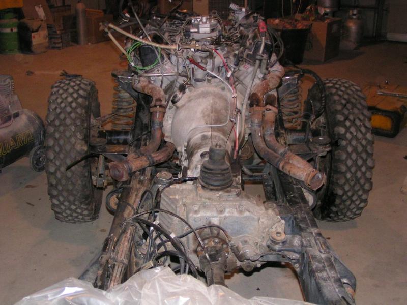 CJ 7 sur chassis mercedes et V8 mercos - Page 2 Pict5213