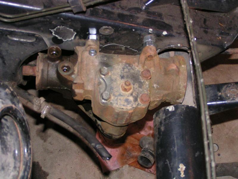 CJ 7 sur chassis mercedes et V8 mercos - Page 2 Pict5215