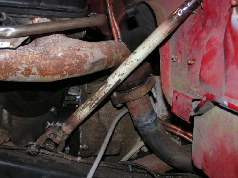 CJ 7 sur chassis mercedes et V8 mercos - Page 4 Pict5311
