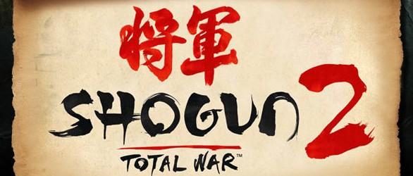 Total War ; Shogun 2 Shogun10