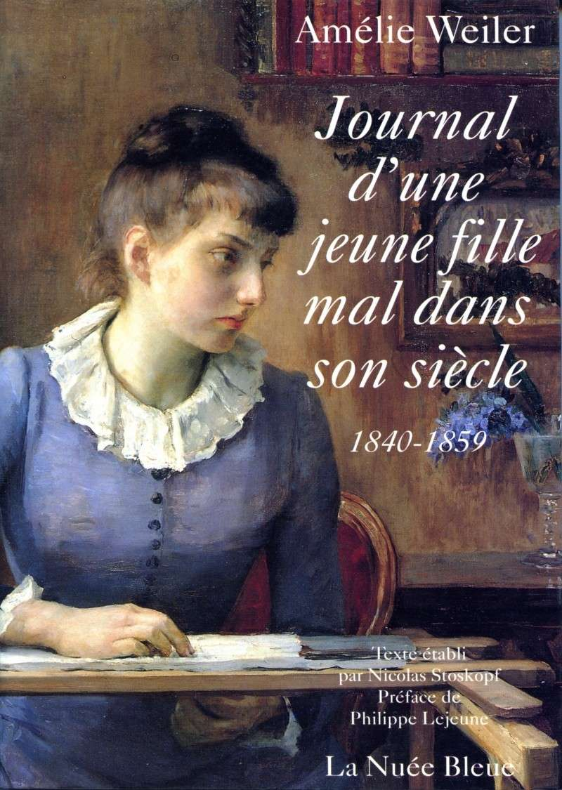 Journal d'une jeune fille mal dans son siècle de Amélie WEILER Amelie10