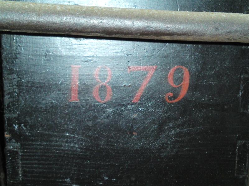 Pompe à incendie de Wangen de 1879 P16-0410