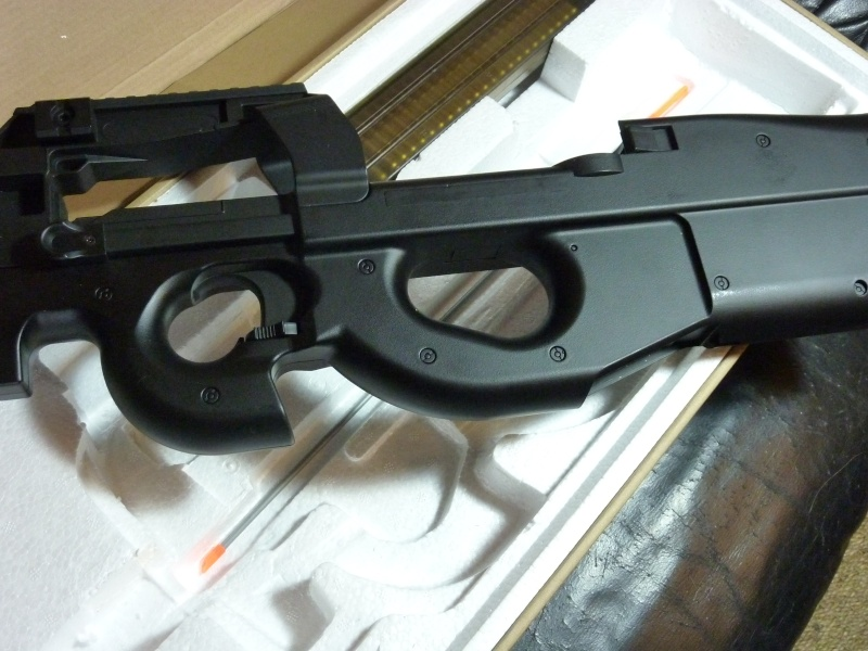 Review ECHO-1 P90 P90tig10