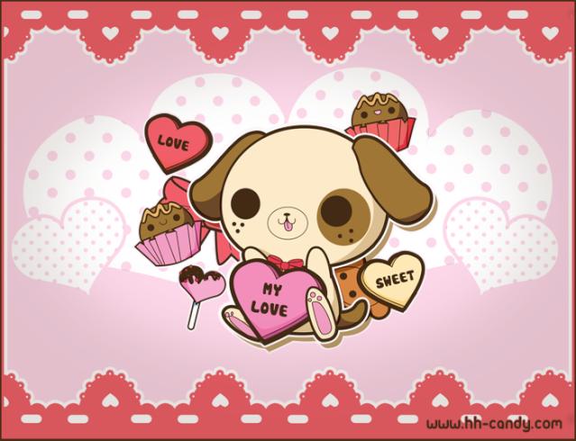 kawaii Puppy_11