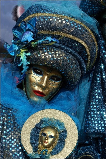 "Avatars ""Carnaval"" Masque10"