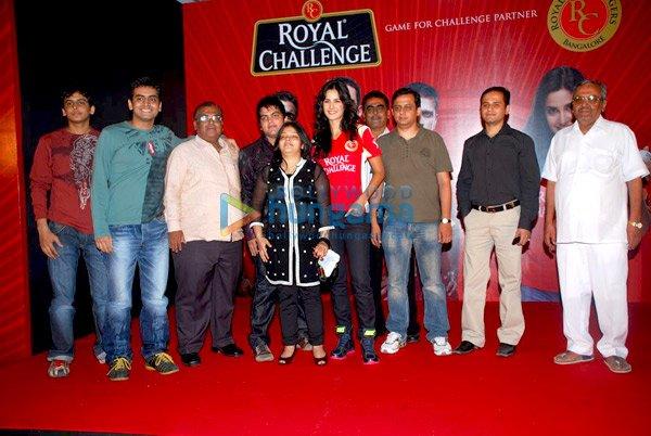 IPL Royal Challengers fans get a Royal treat with Katrina Kaif Still610