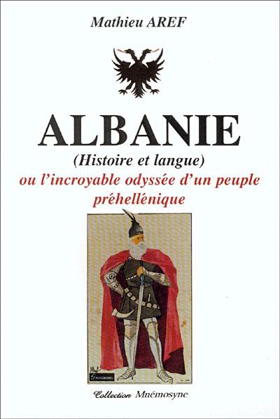 Albanologu Mathieu Aref . Albani11