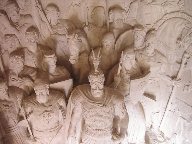 Pictures and Statues of Scanderbeg 29046810