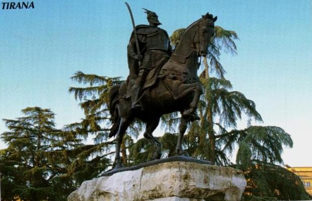 Pictures and Statues of Scanderbeg 33291110