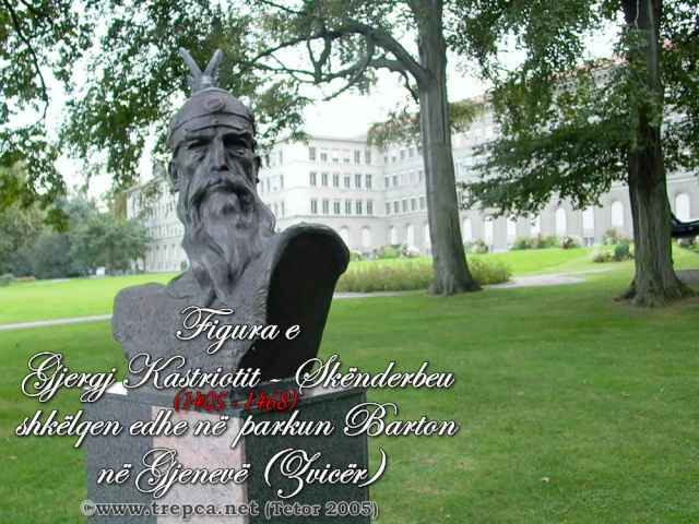 Pictures and Statues of Scanderbeg S_gjen10