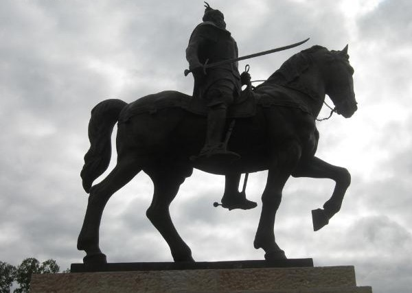 Pictures and Statues of Scanderbeg S_mich14