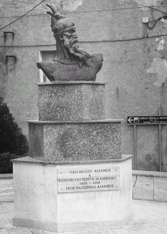 Pictures and Statues of Scanderbeg Skende20