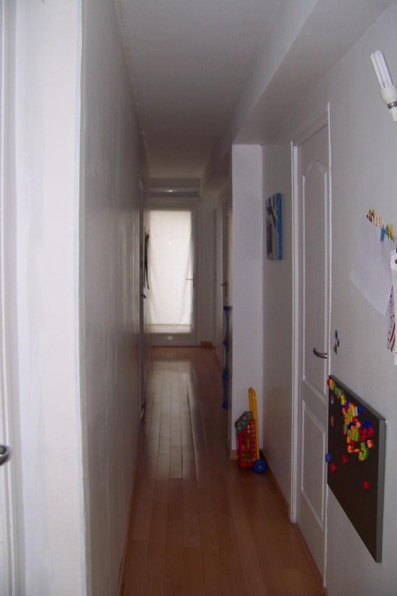 couloir long et etroit