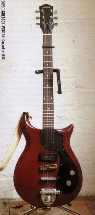 Guitares électriques 00510