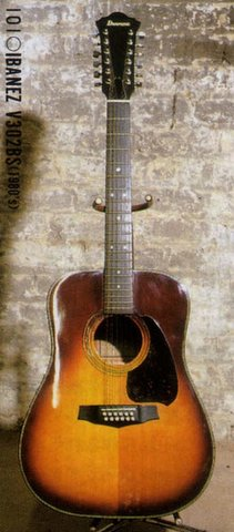 Guitares acoustiques 10110