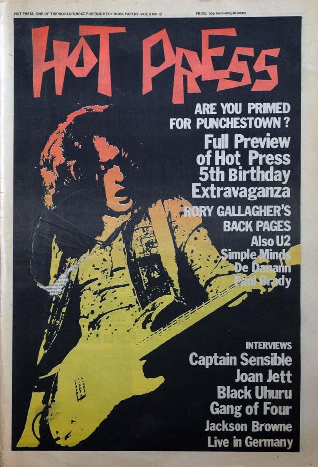 Photos de Sean Hennessy et Colm Henry-Punchstown Festival, Naas, 18 juillet 1982 59881810