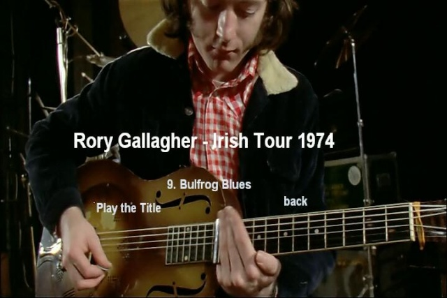 Irish Tour (Tony Palmer's Film - 1974) F5b5c711