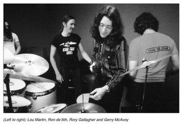 Rory Gallagher Band Mk 2 (1972-1978) - le quartette Image_54