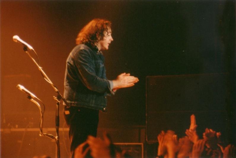 Photos de Wolfgang Guerster - Ravensburg, 5 décembre 1987 Image_68