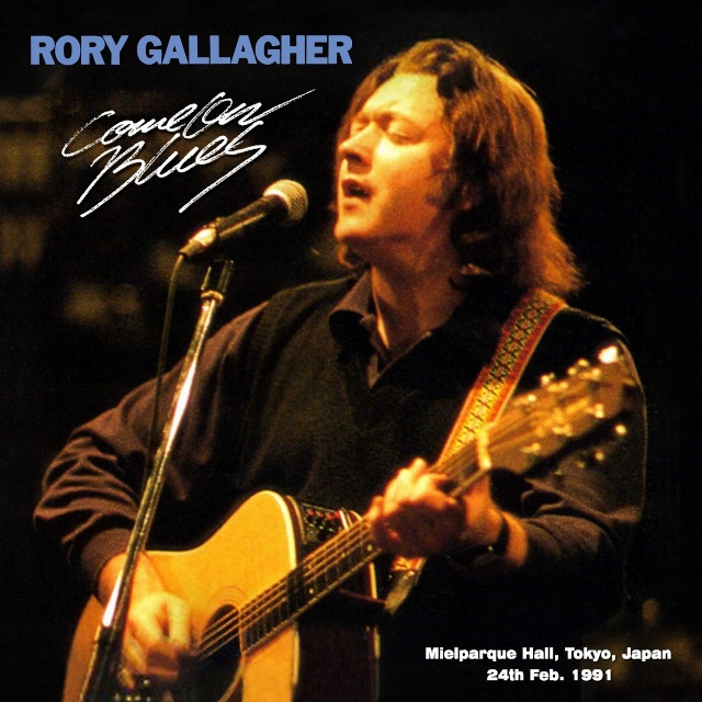 Rory Gallagher - Tokyo, 24 février 1991 [Bootleg] Rg199110