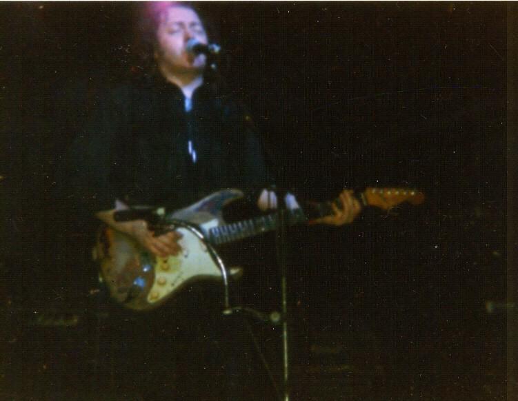 Photos de David O'Connell - Dublin, Février 1988 Rory210