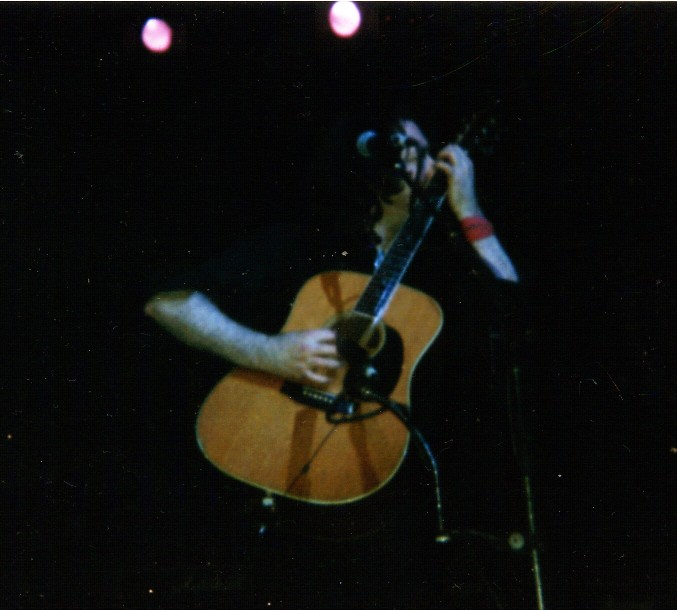 Photos de David O'Connell - Dublin, Février 1988 Rory310
