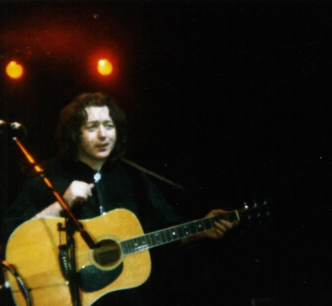 Photos de David O'Connell - Dublin, Février 1988 Rory410