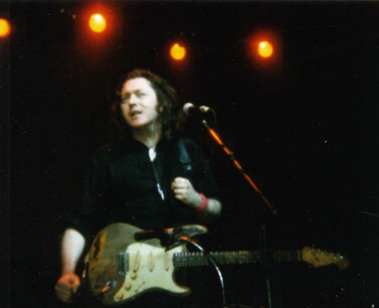 Photos de David O'Connell - Dublin, Février 1988 Rory610