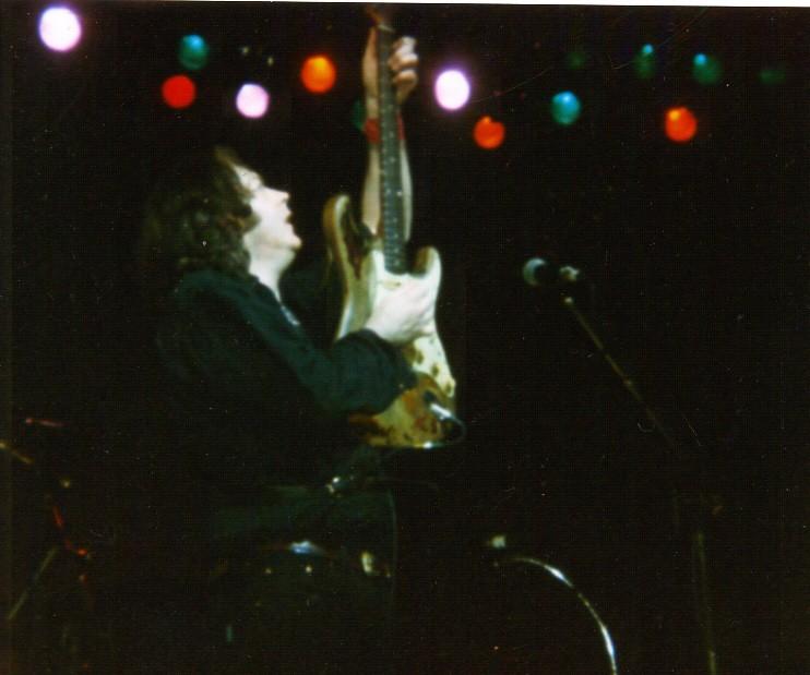 Photos de David O'Connell - Dublin, Février 1988 Rory710