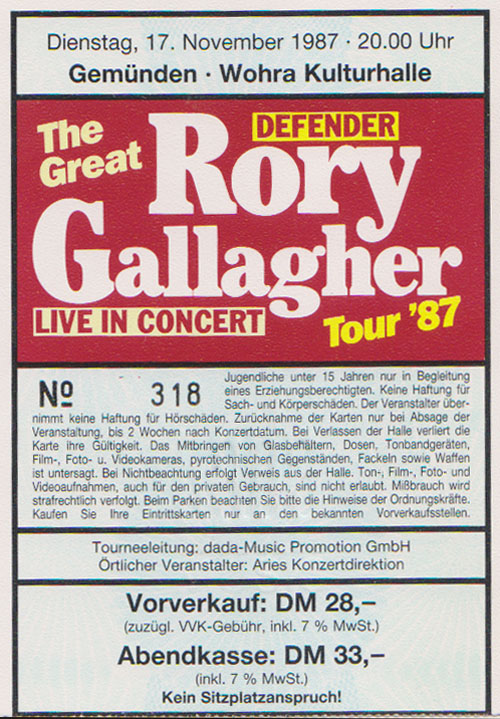 Tickets de concerts/Affiches/Programmes - Page 11 Rory_g14