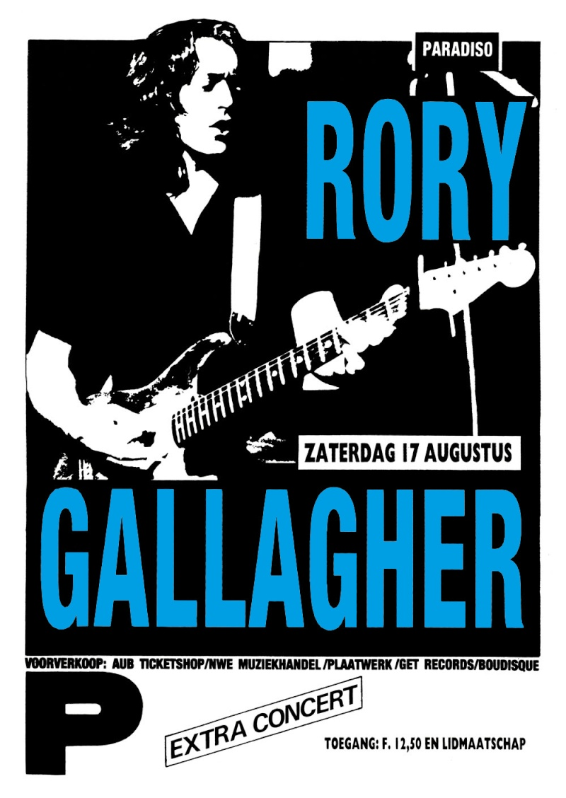 Tickets de concerts/Affiches/Programmes - Page 12 Roryga13