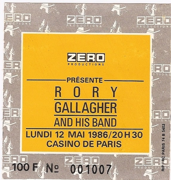 Casino de Paris, 12 mai 1986 Rorypa10