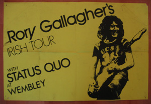 Irish Tour (Tony Palmer's Film - 1974) Rorypo10