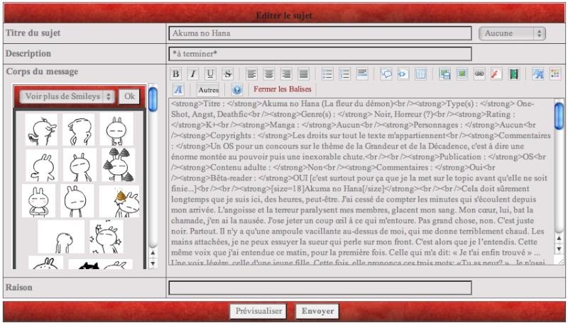 Code HTML dans l'édition Image_10