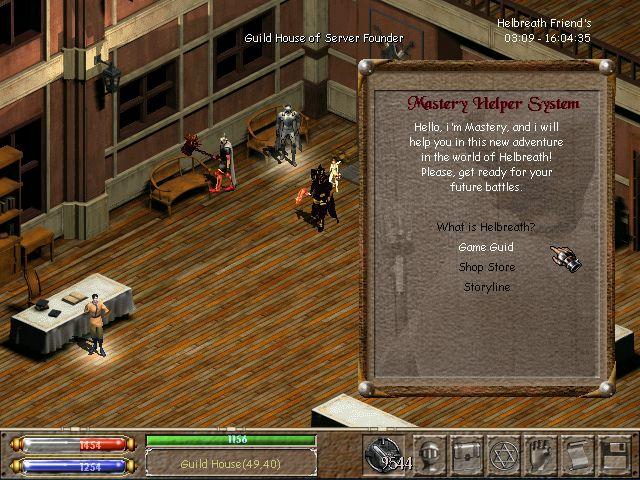 Mastery Helper Helsho59