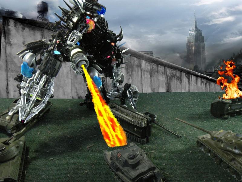 [MOC] Les nouvelles créations de Peterbionicle (annonce) - Page 12 000010