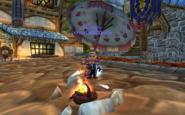 Screens - de la guilde HorDeMaVuE en 2009 ! Frosty11
